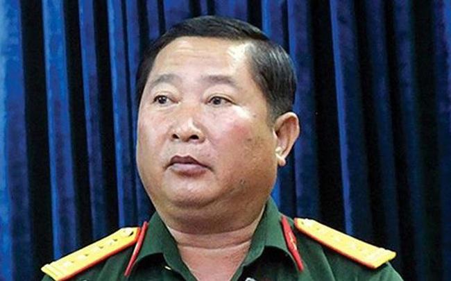 Cách tất cả các chức vụ trong Đảng đối với Thiếu tướng Trần Văn Tài