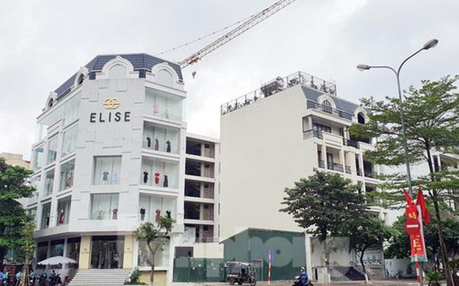 Thông tin mới vụ lình xình 14 căn biệt thự dự án phố Wall ở Hà Nội