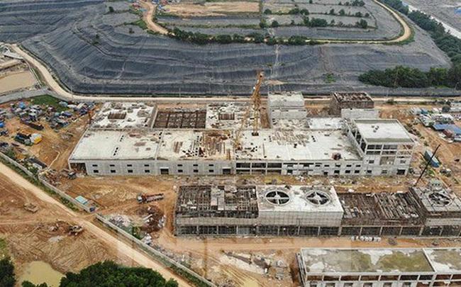 Cận cảnh nhà máy đốt rác Sóc Sơn 7.000 tỷ sắp đi vào hoạt động