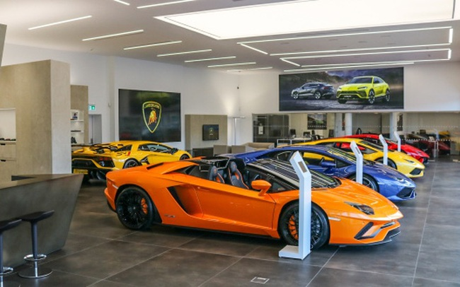 Volkswagen nhận được đề nghị bán Lamborghini với giá 9,2 tỷ USD