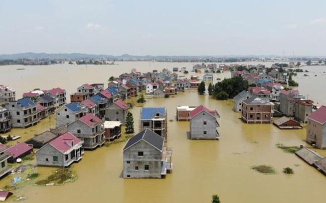 71 con sông dâng nước đến mức báo động, lũ lụt nghiêm trọng có thể xảy ra ở Trung Quốc