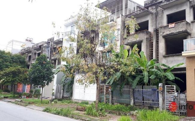 Khu đô thị 'ma' la liệt biệt thự, nhà không người hoang vu ở Hà Nội