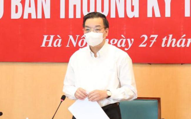 Chủ tịch Hà Nội: Thần tốc hơn nữa để sớm khống chế, kiểm soát dịch bệnh