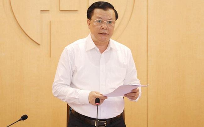 """Bí thư Thành ủy Hà Nội Đinh Tiến Dũng: Cần lắm sự hỗ trợ của các """"mạnh thường quân"""""""