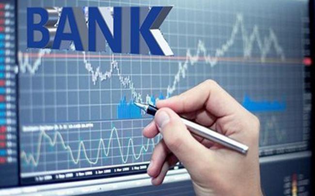 25/26 cổ phiếu ngân hàng tăng giá trong tháng 5, hàng loạt mã tăng trên 25%