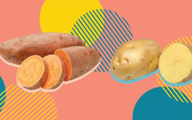 Khoai lang và khoai tây: Loại nào tốt cho sức khỏe hơn?