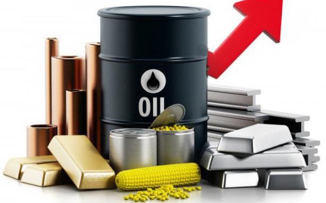 Thị trường ngày 28/5: Giá dầu, đồng, sắt thép, cà phê,… đồng loạt tăng cao