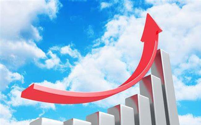 """VnIndex tăng mạnh 17 điểm, cổ phiếu ngân hàng """"tím lịm"""""""