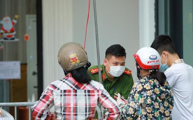 Hà Nội phong tỏa chung cư 32 tầng tại quận Hoàng Mai vì có ca mắc COVID-19