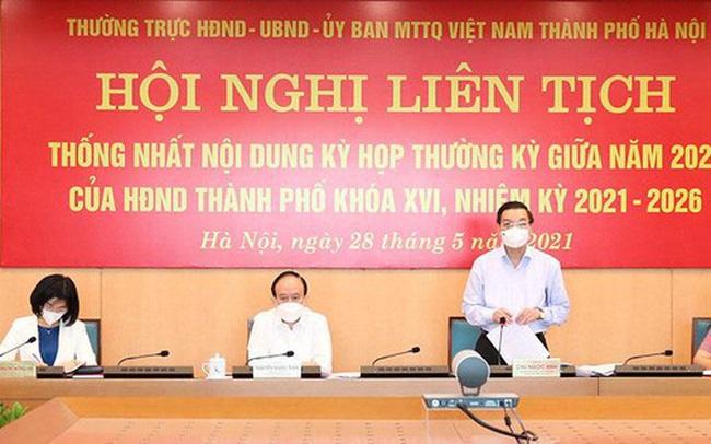 HĐND Hà Nội khóa mới sẽ họp kỳ đầu tiên vào tháng 7