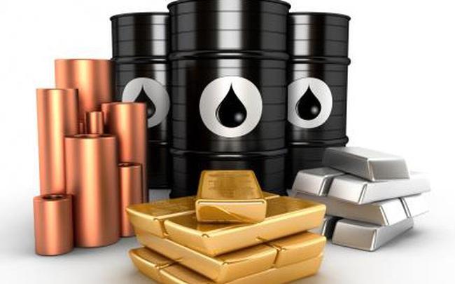 Thị trường ngày 29/5: Giá vàng vượt 1.900 USD/ounce, dầu, quặng sắt, thép… đồng loạt tăng mạnh