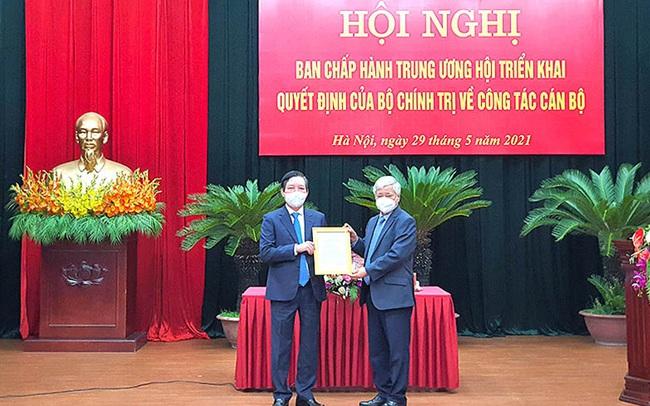 Ông Lương Quốc Đoàn làm Chủ tịch Hội Nông dân Việt Nam