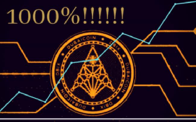 Một đồng tiền số tăng giá 1.000% trong 24 giờ