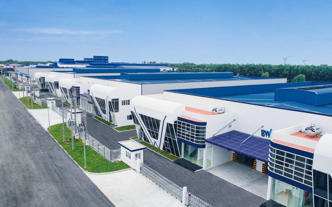 Rót gần 400 triệu USD đón sóng dịch chuyển sản xuất về Việt Nam, liên doanh nhà xưởng của Warburg Pincus và Becamex thắng lớn sau 2 năm vận hành, thu về 2 đồng lãi 1 đồng