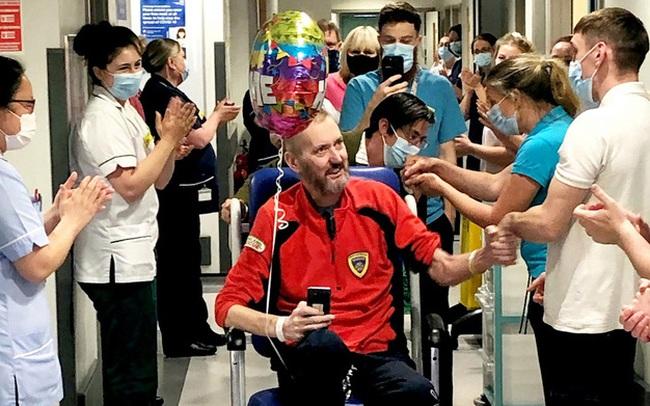 Hành trình vượt qua tử thần: Bệnh nhân Covid-19 xuất viện sau 178 ngày, sống sót một cách kỳ diệu