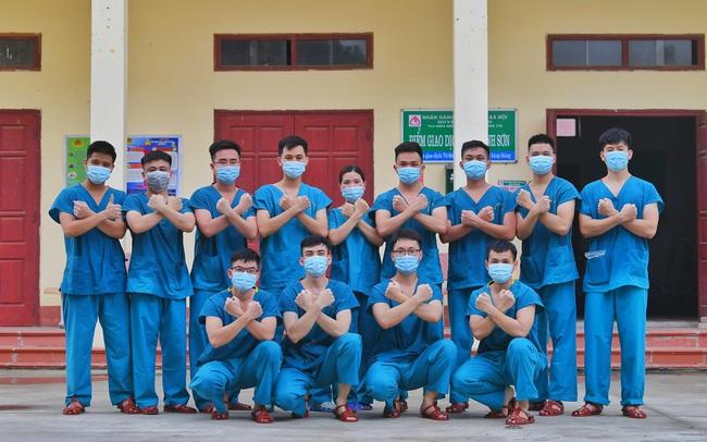 """Bức thư giữa thời bình của học viên Học viện quân y gửi về cho gia đình: """"Trong thời gian còn lại ở Bắc Giang, con sẽ quyết tâm hơn nữa"""""""
