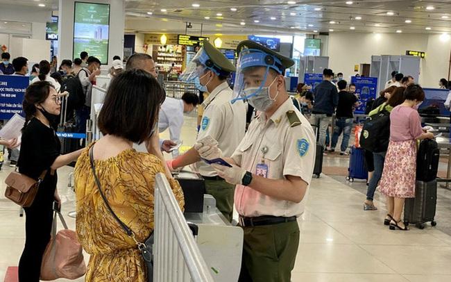Cảng vụ hàng không miền Bắc khẳng định nước rửa tay ở Nội Bài không phải nước lã