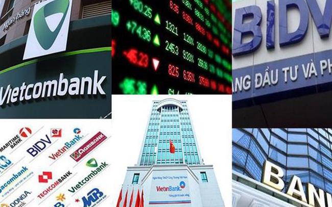 BSC nâng mạnh mức định giá cổ phiếu 15 ngân hàng, VCB cao nhất 135.000 đồng