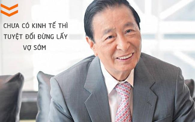"""Cuộc đời thâm trầm của bậc thầy chứng khoán châu Á: Sớm thành danh nhờ bất động sản nhưng không ngừng """"tung hoành"""" trên thị trường tài chính, cuối đời vẫn """"bận rộn"""" chia tài sản cho con cháu"""