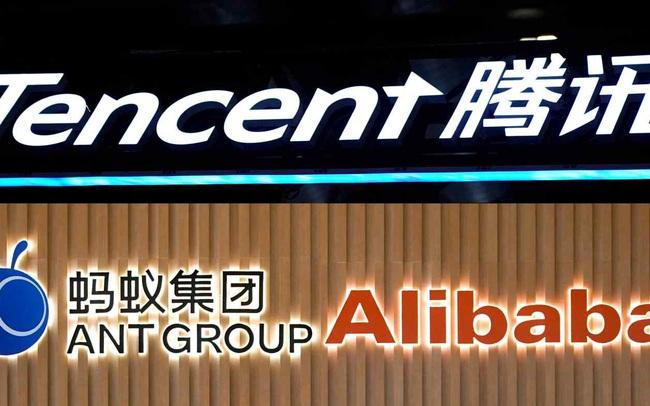 10 gã khổng lồ công nghệ Trung Quốc mất hơn 800 tỷ USD trong 4 tháng
