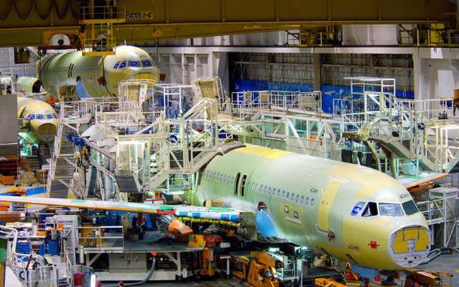 Lạc quan về ngành hàng không, Airbus tăng mạnh sản lượng máy bay