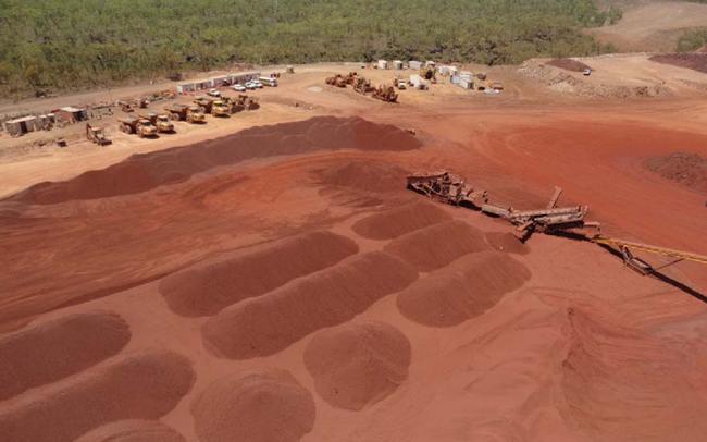 Hòa Phát mua thành công mỏ quặng sắt tại Úc trữ lượng 320 triệu tấn