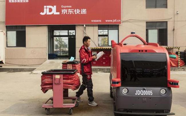 Hãng thương mại điện tử JD huy động được 12 tỷ USD trong chưa đầy 1 năm