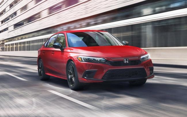 Honda Civic Type R đời mới được xác nhận có trang bị đã lỗi thời này