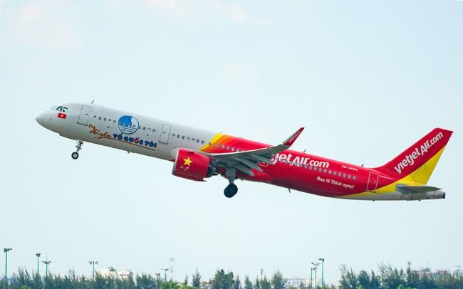 Vietjet có lợi nhuận quý I/2021 nhờ phát triển dịch vụ hàng không, đầu tư dự án