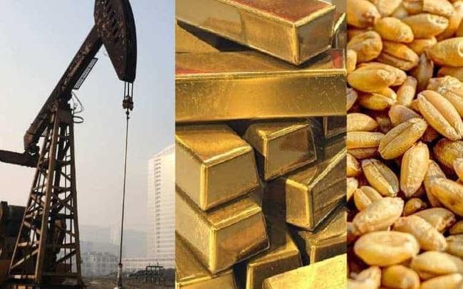 Thị trường ngày 5/5: Giá dầu, đồng, đường, cà phê đồng loạt tăng, ngô tiếp tục cao nhất 8 năm