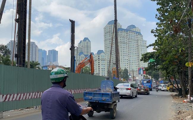 Tp.HCM: Giải ngân 2.504 tỷ đồng vốn xây dựng các tuyến đường giao thông, hạ tầng quan trọng