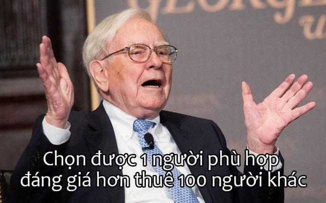 """Chuyên gia từ ĐH Stanford: Hành trình tìm người kế vị của Warren Buffett tiết lộ tính cách số 1 của nhân tài mà nhà tuyển dụng nào cũng """"ưng ý ngay lập tức"""""""