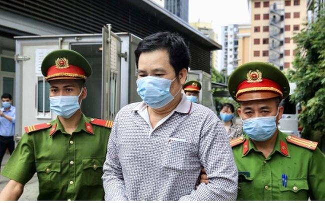 14 bị cáo vụ án Nhật Cường hầu tòa Hà Nội