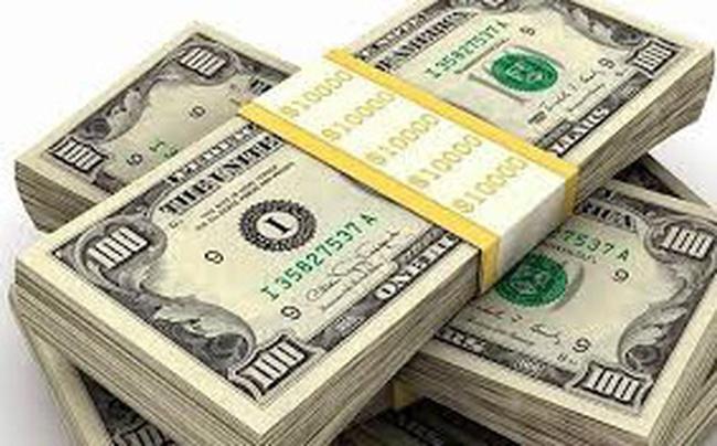 USD lên cao nhất hơn 2 tuần trước khả năng Mỹ nâng lãi suất