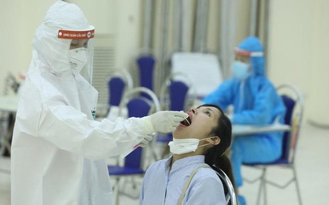 Hà Nội: Trưởng Khoa của Bệnh viện Quân y 105 dương tính với SARS-CoV-2