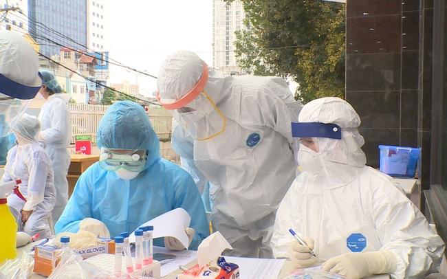 Hà Nội: Thêm 3 ca dương tính SARS-CoV-2 ngoài cộng đồng