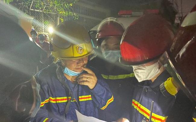 Lộ nguyên nhân 8 người chết thương tâm trong đám cháy ở TPHCM