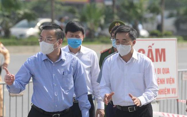 Nhiều bệnh viện thành 'ổ dịch', Hà Nội tổng rà soát bệnh viện