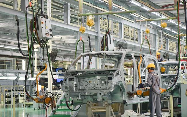 THACO Group đổi phương án cấu trúc, sẽ đưa mảng ô tô niêm yết trở lại