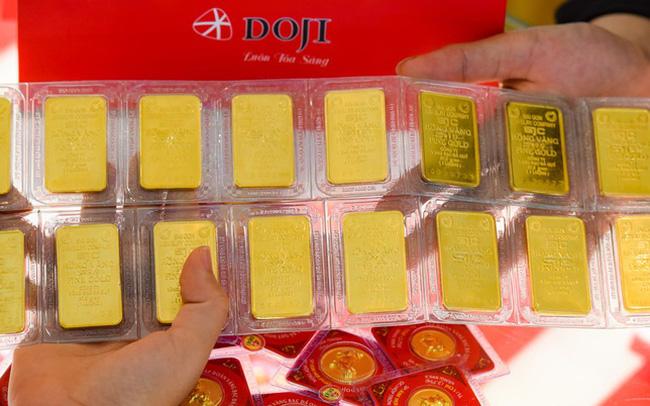 Giá vàng được dự báo đạt 2.000USD/ounce vào cuối năm