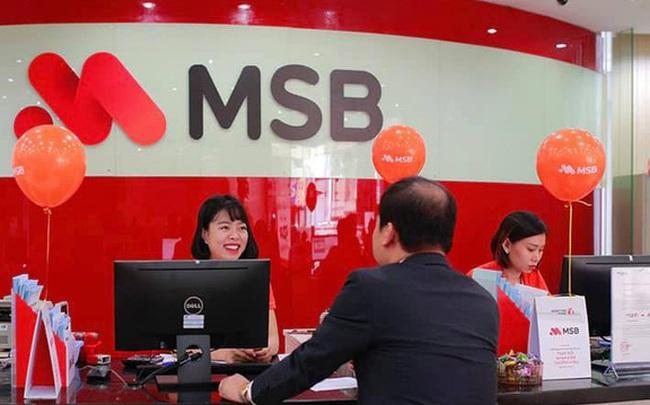 MSB nới room ngoại lên 30%