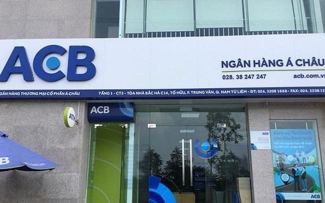 ACB chuẩn bị trả cổ tức bằng cổ phiếu tỷ lệ 25%