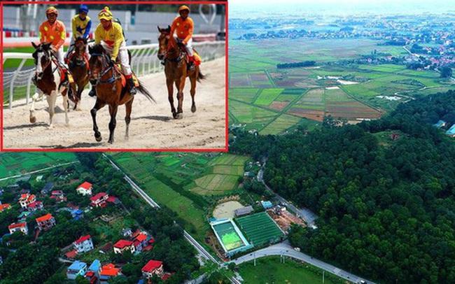 Báo cáo Thủ tướng dự án trường đua ngựa gần 10.000 tỷ đồng ở Sóc Sơn