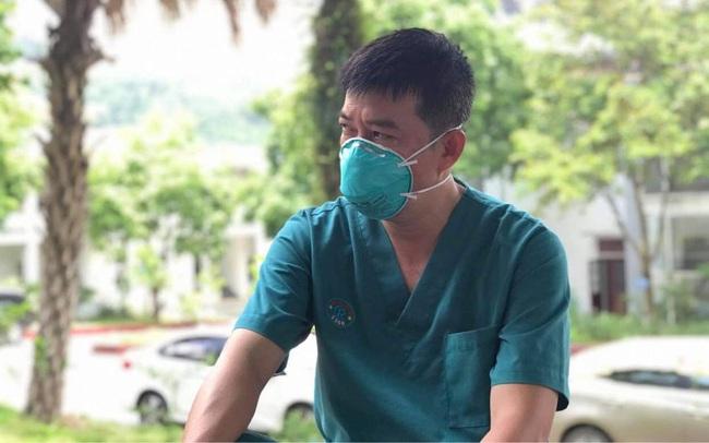 """""""Điều trị ca bệnh nặng ở Bắc Giang chúng tôi chịu áp lực lớn hơn so với Đà Nẵng"""""""
