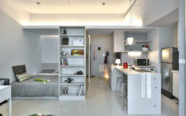 Tiếp tục cho phép xây căn hộ chung cư 25m2