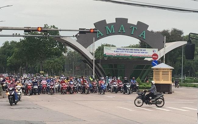 NÓNG: Vừa công bố kết quả xét nghiệm ca F1 trong KCN Amata ở Biên Hoà