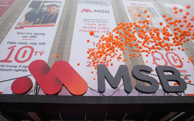 MSB phát hành 18 triệu cổ phiếu ESOP giá 10.000 đồng