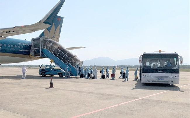 Sắp có 12 chuyến bay chở người Việt từ Hoa Kỳ về nước