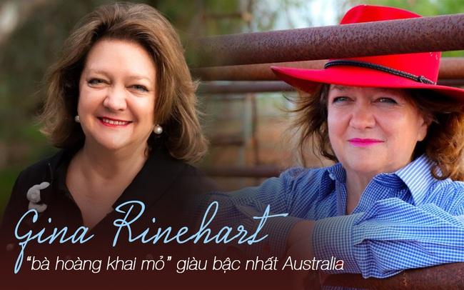 """Cuộc đời thâm trầm của """"bà hoàng khai mỏ"""" giàu bậc nhất Australia: Giàu sang nhưng nội chiến với cả cha đẻ và con ruột vì tiền"""
