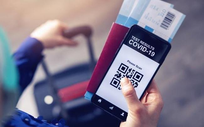 Các hãng hàng không nào đã thử nghiệm 'hộ chiếu sức khỏe điện tử'?